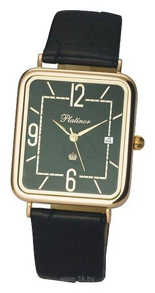 Наручные часы Seiko SRH017P1. Наручные часы Platinor Мужские золотые 54650.510
