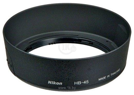 Фотографии Nikon HB-45