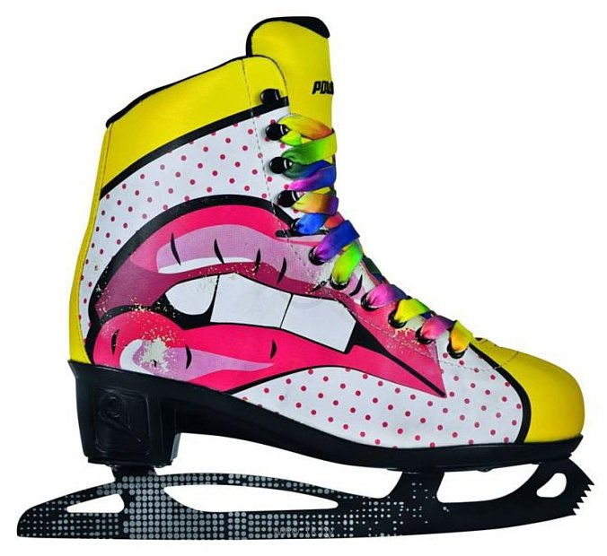 Фотографии PowerSlide Ice 902202 Pop Art Blondie (взрослые)