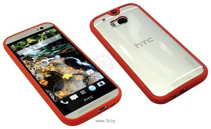 Фотографии NEXX Zero для HTC One (красный)