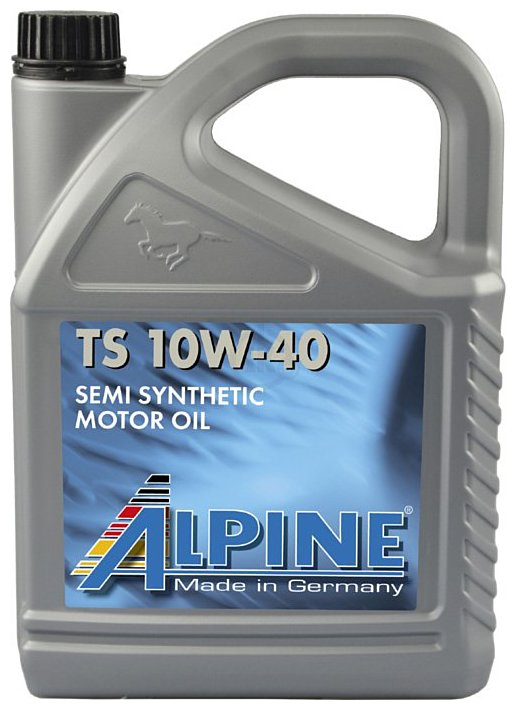 Фотографии Alpine TS 10W-40 5л