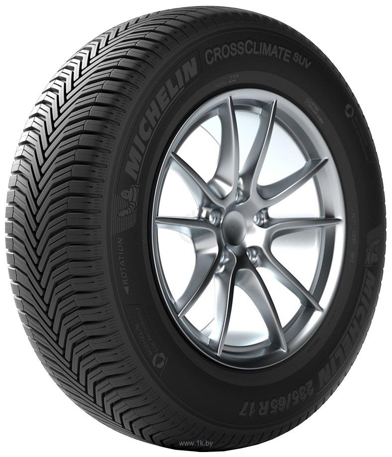 Фотографии Michelin CrossClimate SUV 225/60 R18 104H