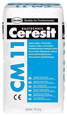 Фотографии Ceresit CM 11. Клей для плитки «Comfort»