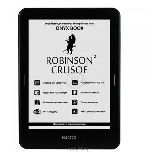Фотографии ONYX BOOX Robinson Crusoe 2