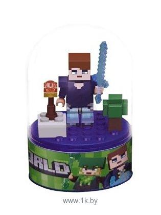 Фотографии HYQ Minecraft в тубе, 26 эл.