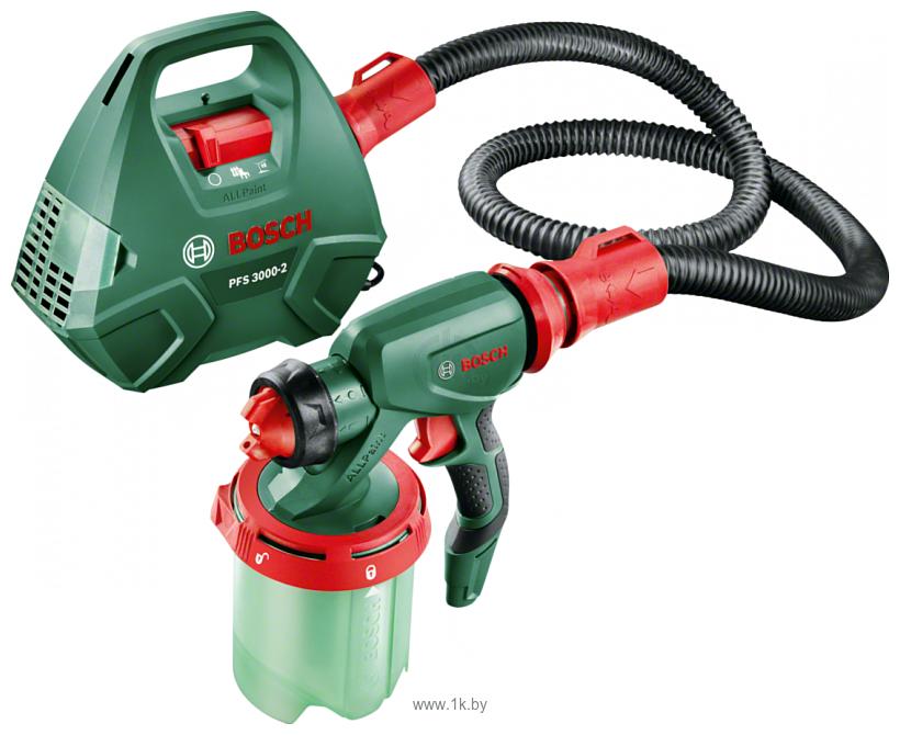 Фотографии Bosch PFS 3000-2 (0603207100)