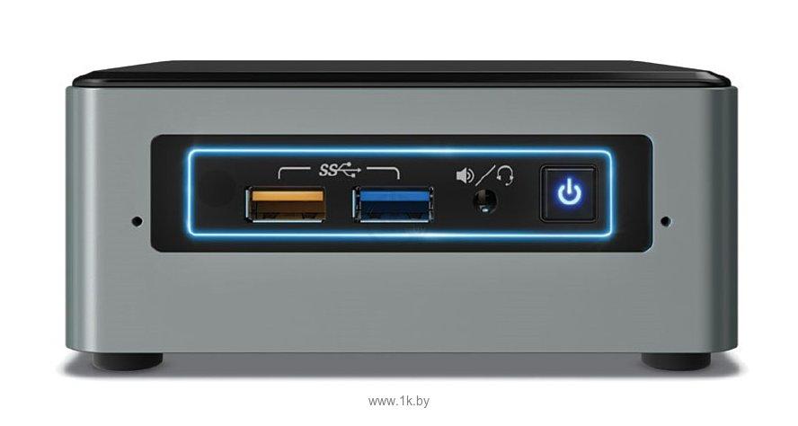 Фотографии Intel NUC Kit NUC6CAYH (BOXNUC6CAYH)