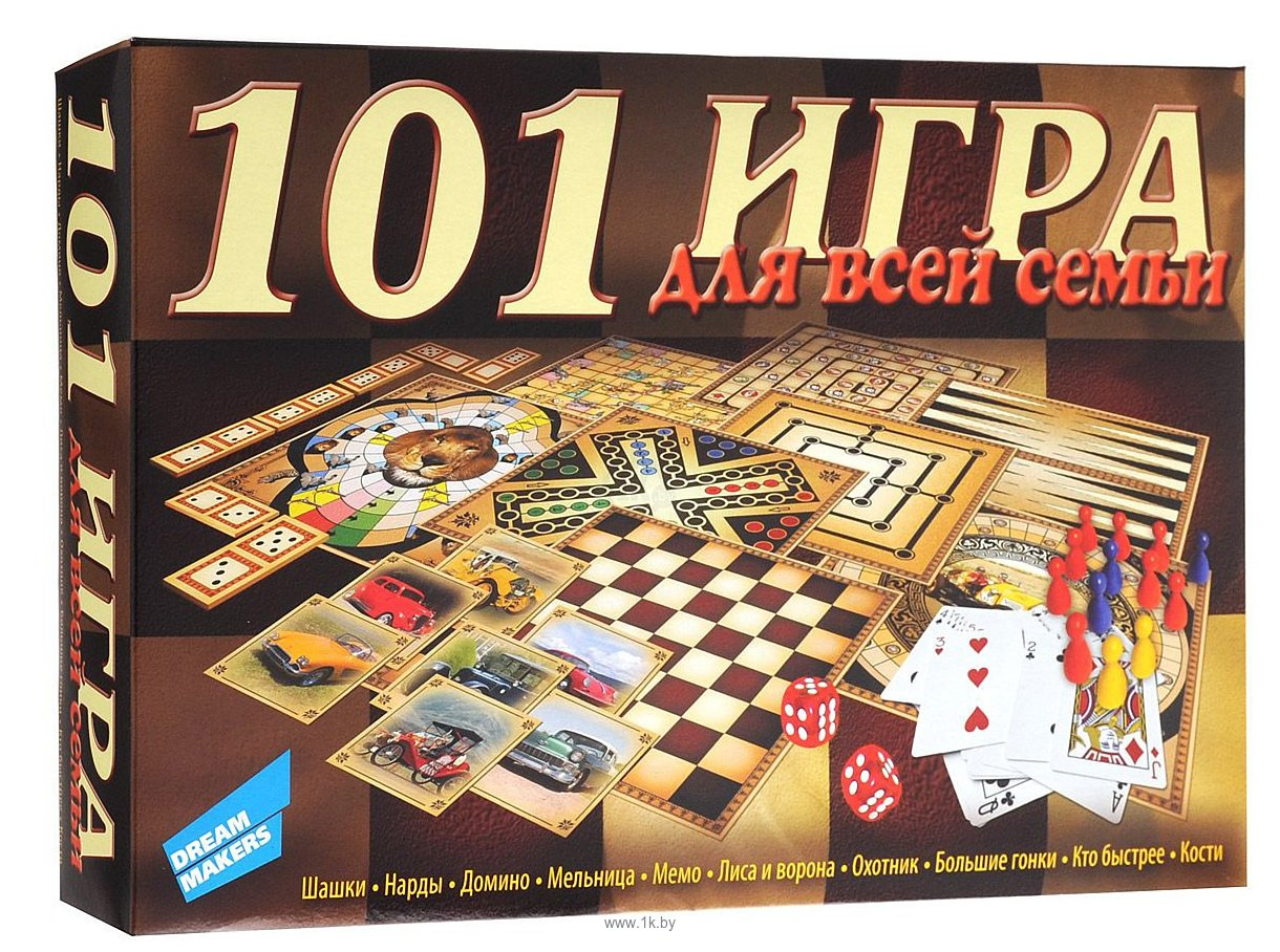 Фотографии Dream Makers 101 игра для всей семьи New (1601H)