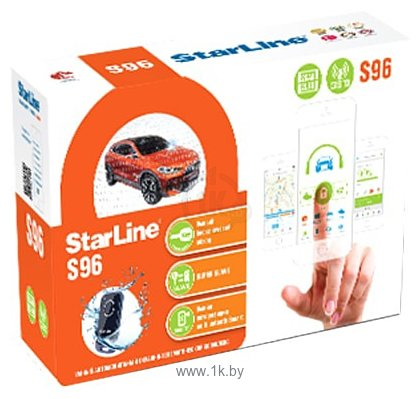 Фотографии StarLine S96 BT 2CAN+2LIN GSM