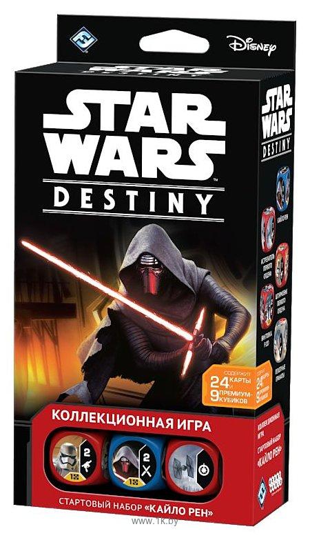 Фотографии Мир Хобби Star Wars: Destiny Стартовый набор Кайло Рен