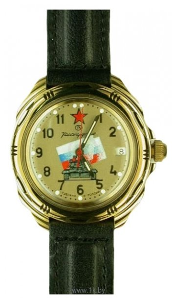 Фото наручные Мужские Часы Командирские