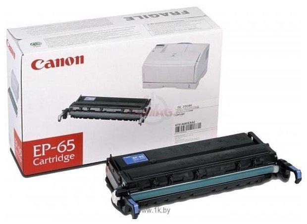 Фотографии Аналог Canon EP-65
