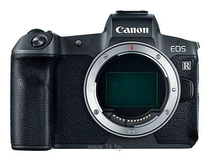 Фотографии Canon EOS R Body