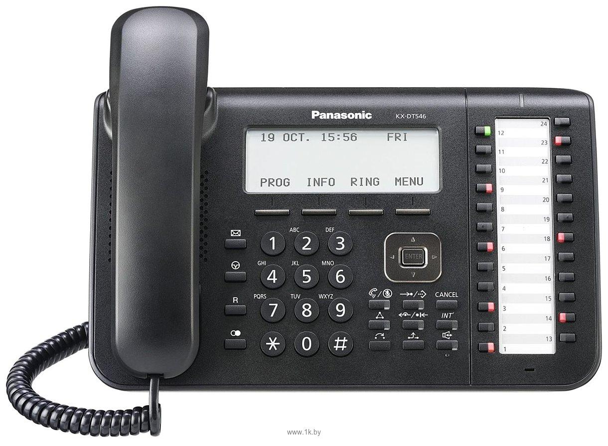 Фотографии Panasonic KX-DT546