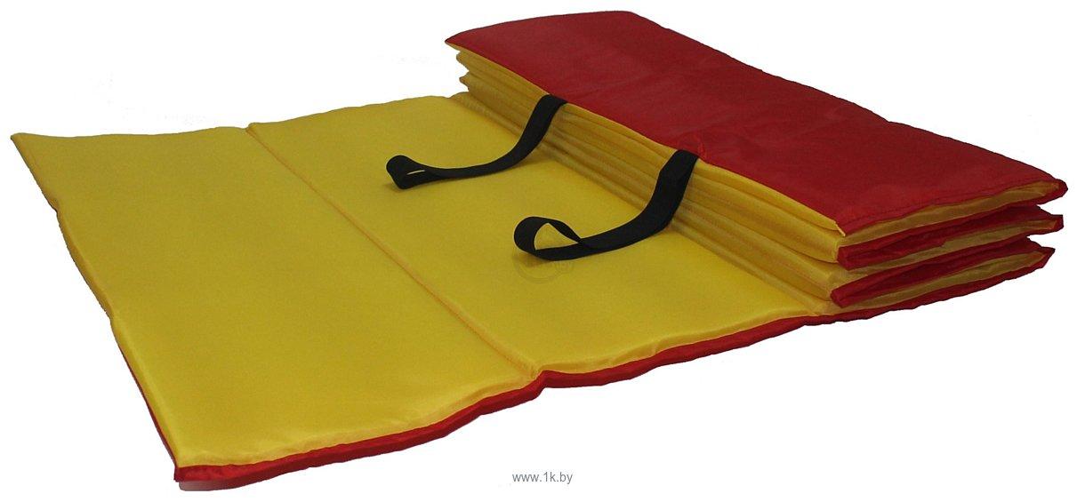 Фотографии Body Form BF-002 (красный/желтый)