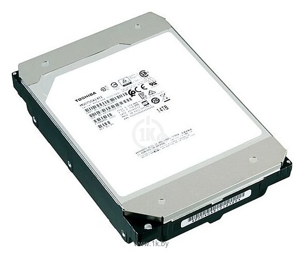Фотографии Toshiba 14 TB MG07SCA14TE