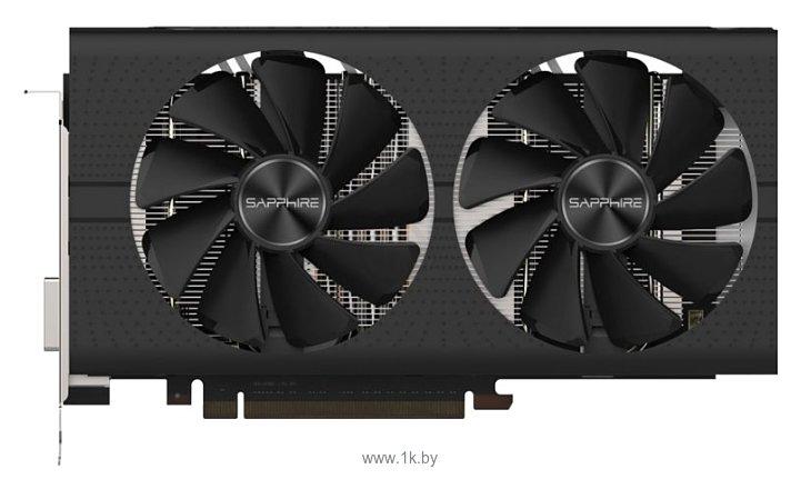 Фотографии Sapphire Pulse Radeon RX 580 1366Mhz PCI-E 3.0 8192Mb 8000Mhz 256 bit DVI 2xHDMI HDCP