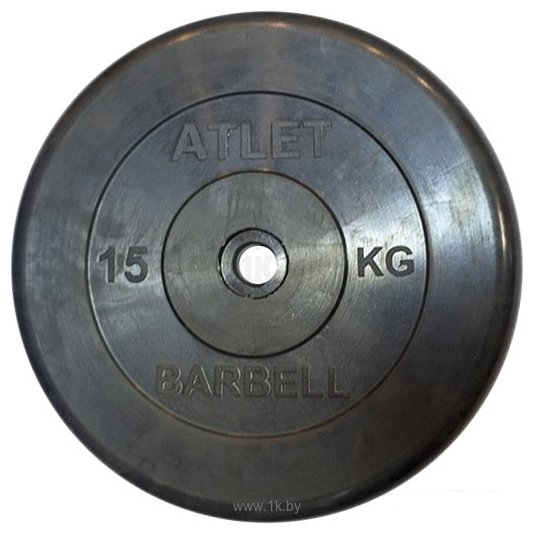 Фотографии Атлет диск 15 кг