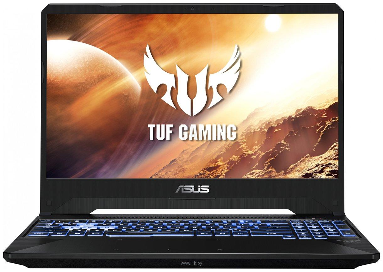 Фотографии ASUS TUF Gaming FX505DT-HN450