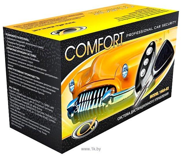 Фотографии ALFA Comfort 168A-02