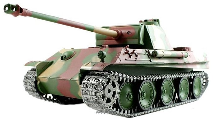 Фотографии Heng Long German Panther Type G 1:16 (3879-1)