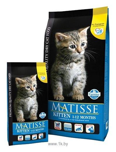 Фотографии Farmina (1.5 кг) Matisse Kitten 1-12 Months