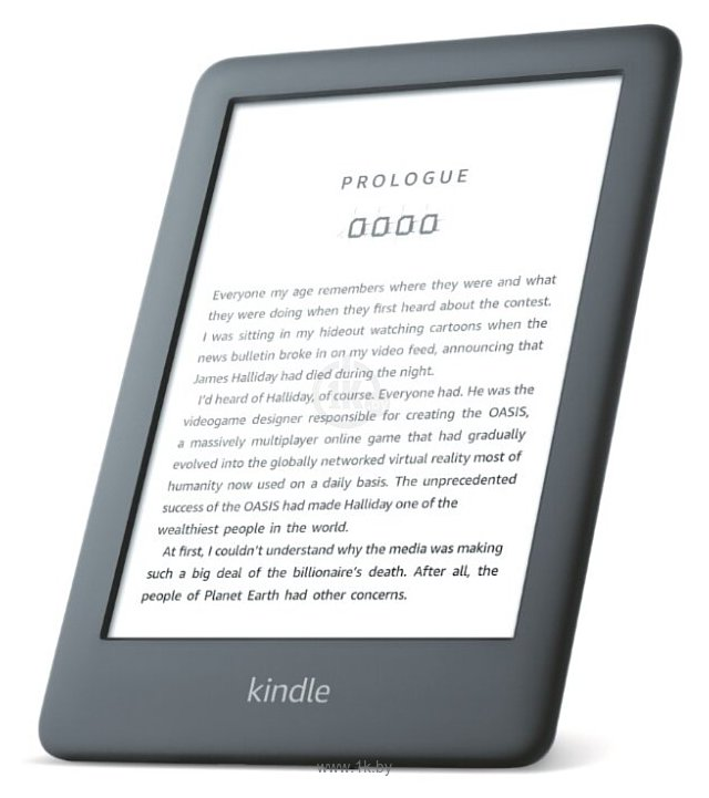 Фотографии Amazon Kindle 2019