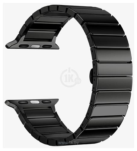 Фотографии Miru SG-02 для Apple Watch (черный)