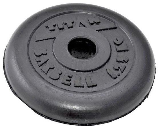 Фотографии Titan Диск 26 мм 1,25 кг