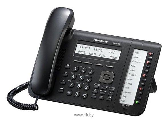 Фотографии Panasonic KX-NT553 черный