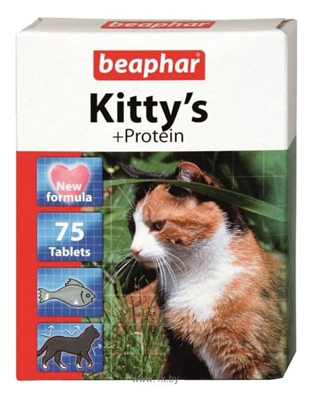 Фотографии Beaphar Kitty's + Protein