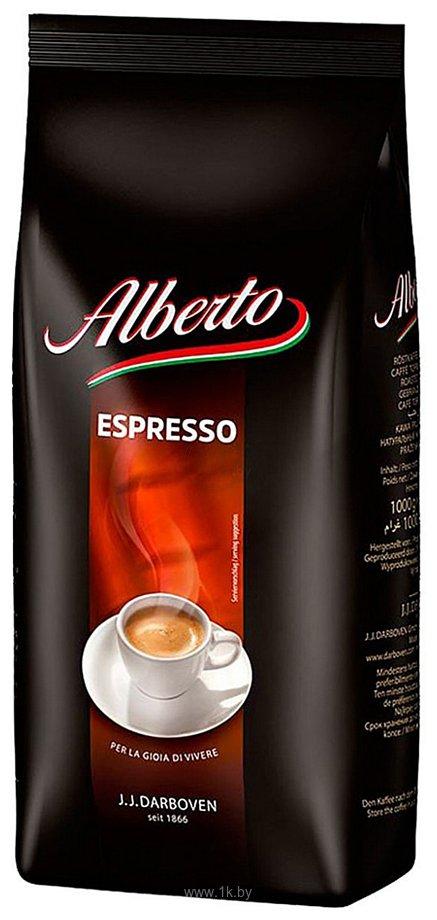 Фотографии J.J.Darboven Alberto Espresso в зернах 1000 г