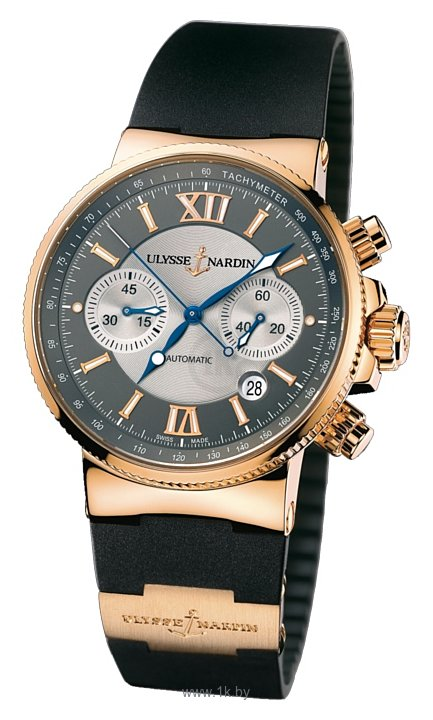 Ulysse Nardin Marine Chronometer 43mm - chrono24comru