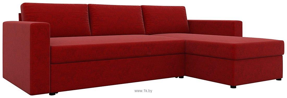 Фотографии Mebelico Турин (красный) (A-57745)