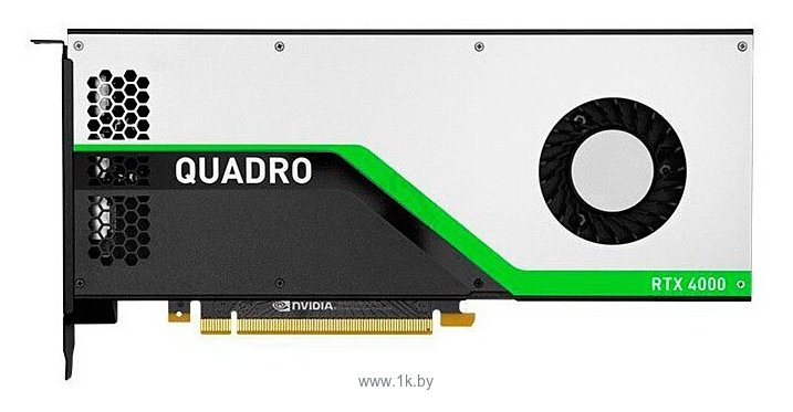 Фотографии DELL Quadro RTX 4000 8GB (490-BFCY)