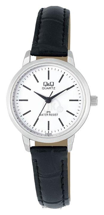 Q&Q C155-111 женские японские наручные часы интернет магазин бесплатная доставка. Купить часы Q&Q C155-111 по самой