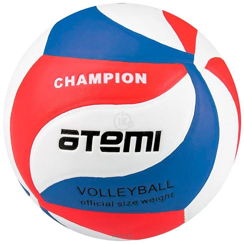 Фотографии Atemi Champion (синий/белый/красный)