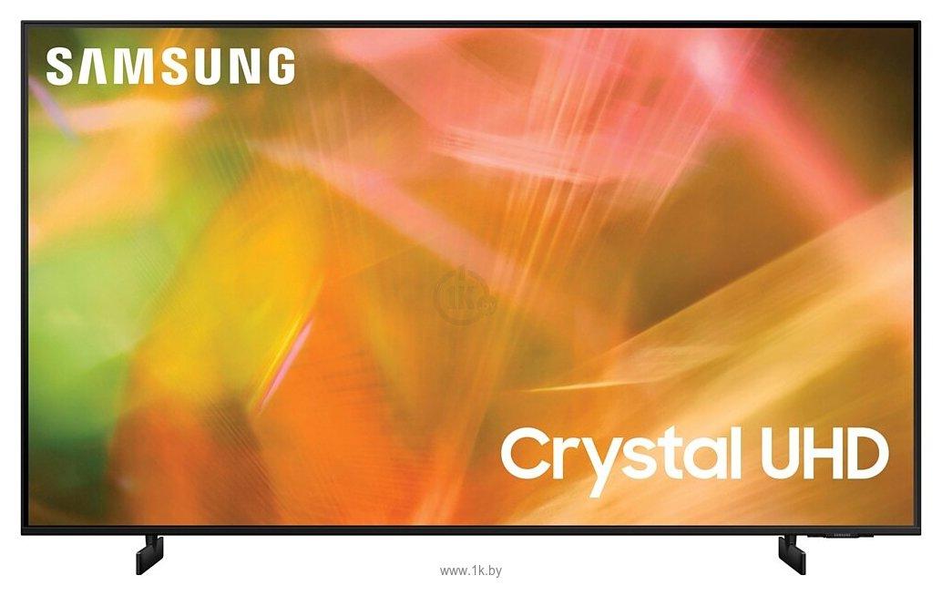 Фотографии Samsung UE43AU8040UXRU