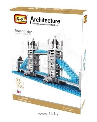Фотографии LOZ Architecture 9371 Тауэрский мост