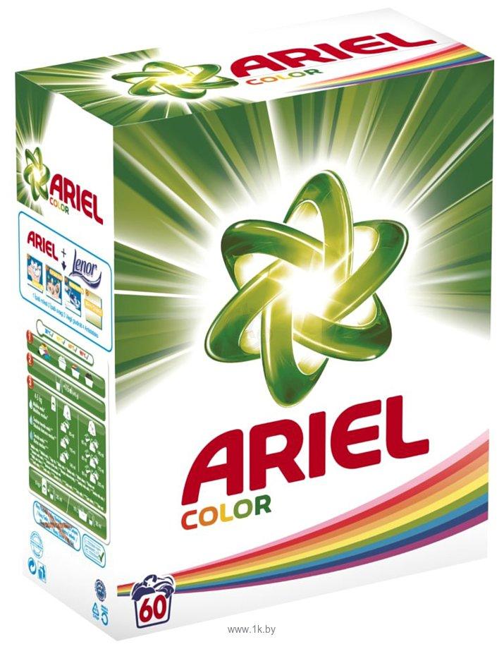 Фотографии Ariel Color 4.5 кг
