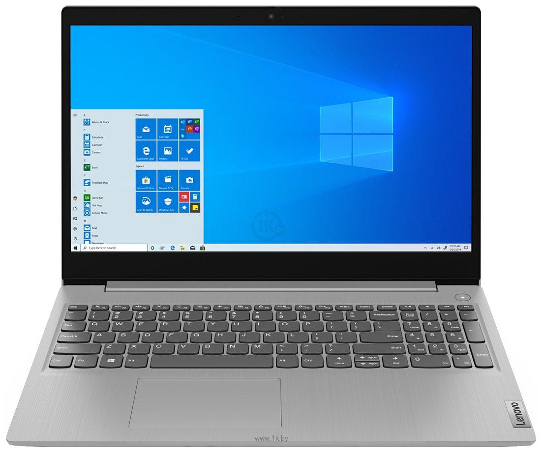 Фотографии Lenovo IdeaPad 3 15IIL05 (81WE00FTRU)