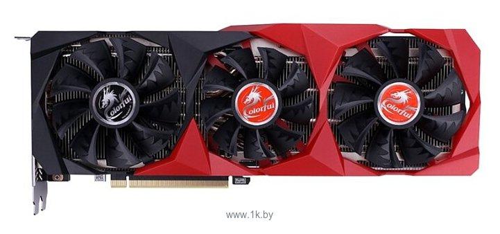 Фотографии Colorful GeForce RTX 3070 NB-V 8GB