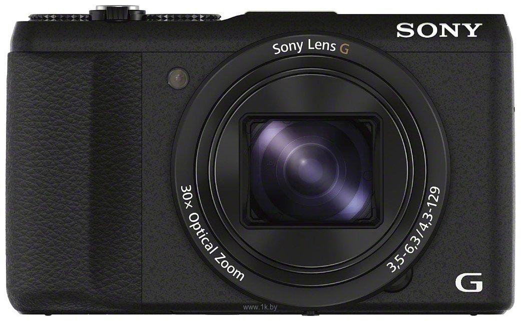 Фотографии Sony Cyber-shot DSC-HX60