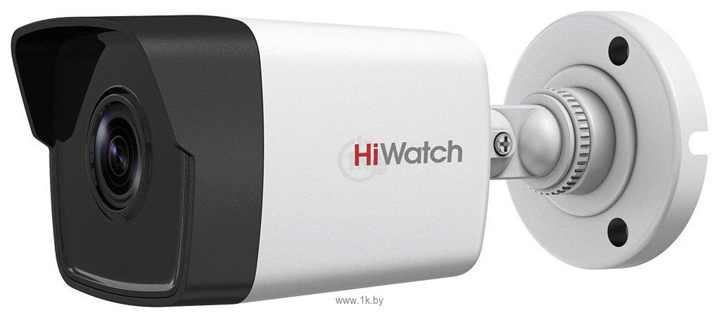 Фотографии HiWatch DS-I200(C) (2.8 мм)