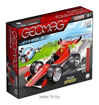 Фотографии GEOMAG WHEELS 710 Красная команда Скорость