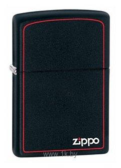Фотографии Zippo Classic 218ZB Black Matte