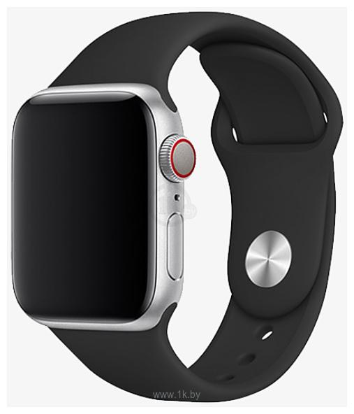 Фотографии Miru SJ-01 для Apple Watch (черный)