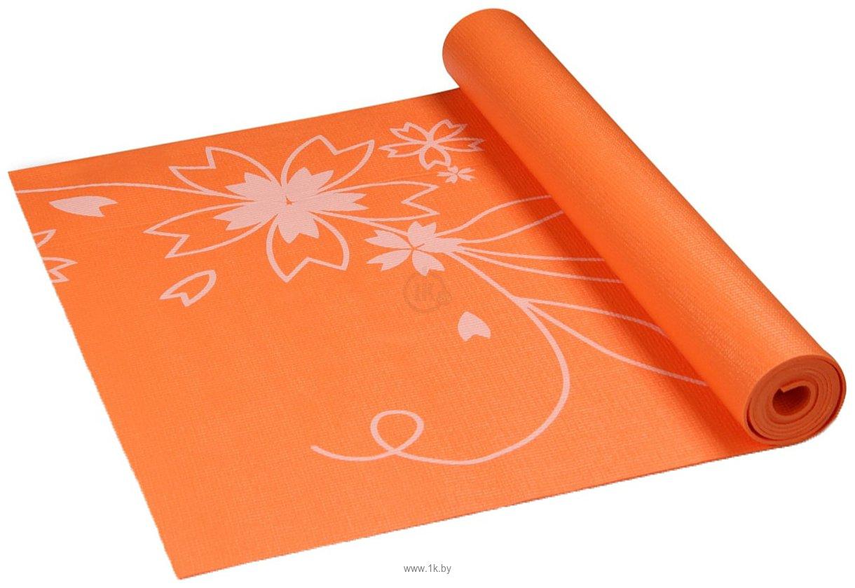 Фотографии Indigo YG03P 173х61х0.3 см (оранжевый)