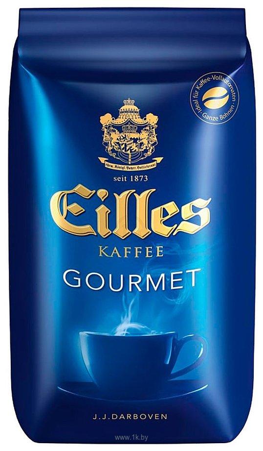 Фотографии J.J.Darboven Eilles Caffe Gourmet в зернах 500 г