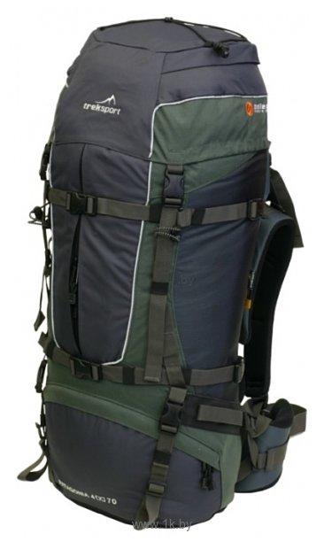 8dd350bd0f TrekSport Patagonia 70 blue green купить трекинговый рюкзак недорого ...